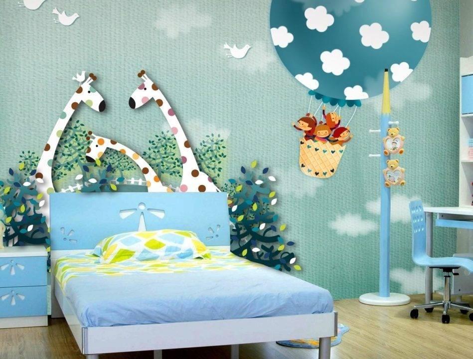 Декор для детской своими руками: декорирование стен и пола, создание подделок для украшения комнаты