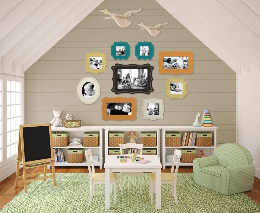 80+ идей современного интерьера детской комнаты 2021 года