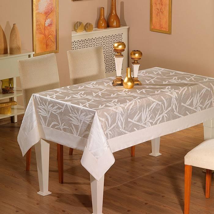 Скатерть на кухонный стол: гид по выбору (70 фото)