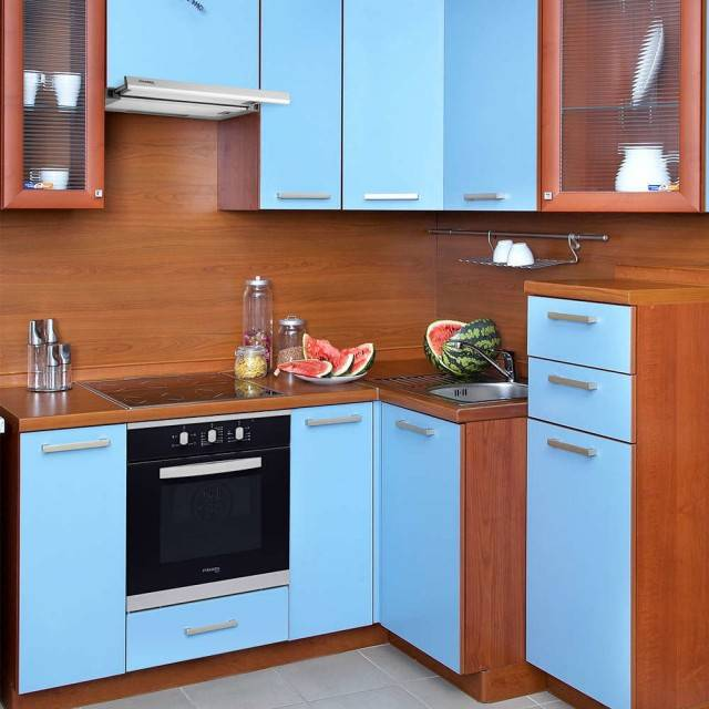 Бюджетные кухни: вариант, как выбрать качественные маленькие кухонные гарнитуры эконом класса, угловая кухня - готовые решения, интерьер