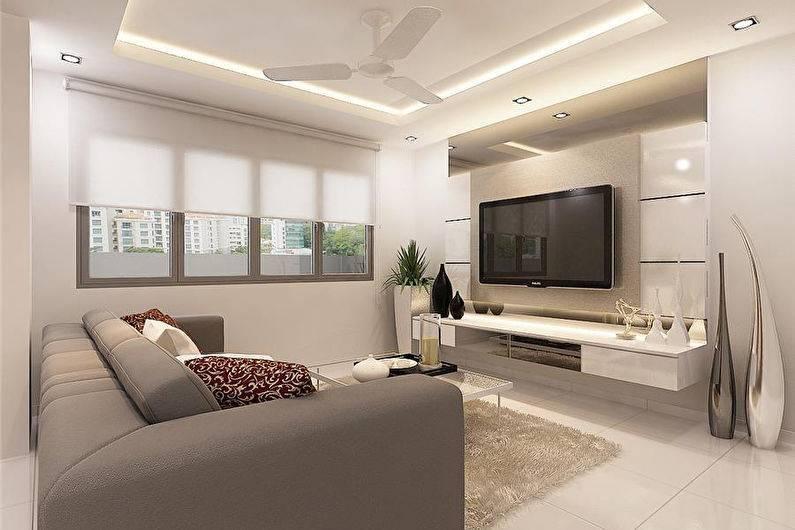 Оформление стены под телевизор в гостиной фото: дизайн зала и высота, как оформить интерьер и правильно повесить тв с чего начать оформление стены под телевизор в гостиной: 30 фото, вариантов и комбинаций – дизайн интерьера и ремонт квартиры своими руками