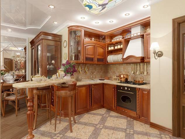 Какие бывают стили кухни: 33 варианта, 95 фото в интерьере