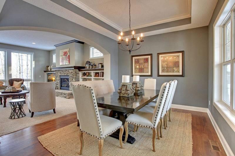 Потолок в гостиной: 50 фото навесных и натяжных потолков в зале, дизайн