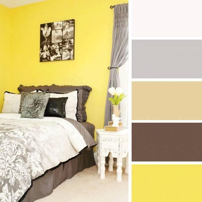 Оригинальное сочетание цветов в интерьере спальни: интересные идеи и рекомендации :: syl.ru