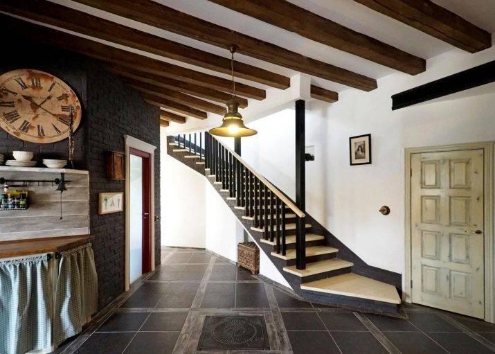 Дизайн прихожей в частном доме: фото 68 ярких идей