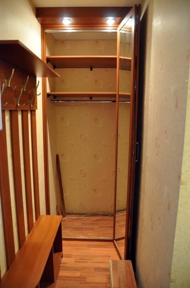 Обустройство и дизайн маленьких кладовок в квартирах