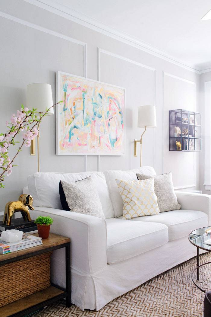 Белая спальня (113 фото): дизайн интерьера в светлых тонах, примеры в белом цвете с яркими акцентами, бело-зеленая и бело-голубая комната