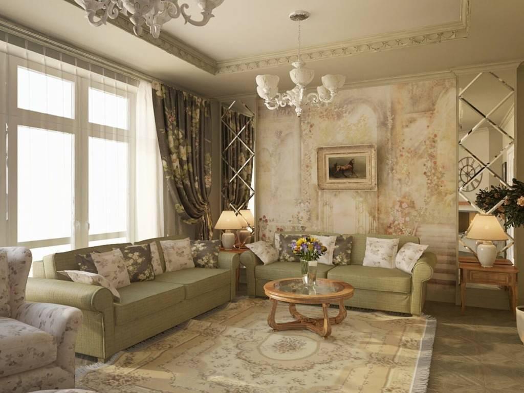 Стиль прованс в интерьере: что это, особенности, современный дизайн, оформление – коридора, гостиной, балкона, потолка, окон, сочетание цветов, примеры на фото