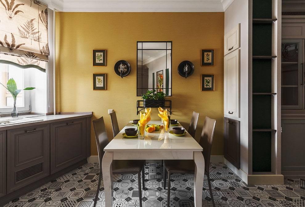 Малогабаритная кухня: фото примеров интерьера кухни маленького размера