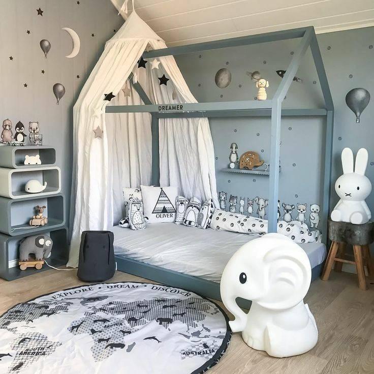Детские кровати для девочек: 30 фото в интерьере и 10 советов по выбору