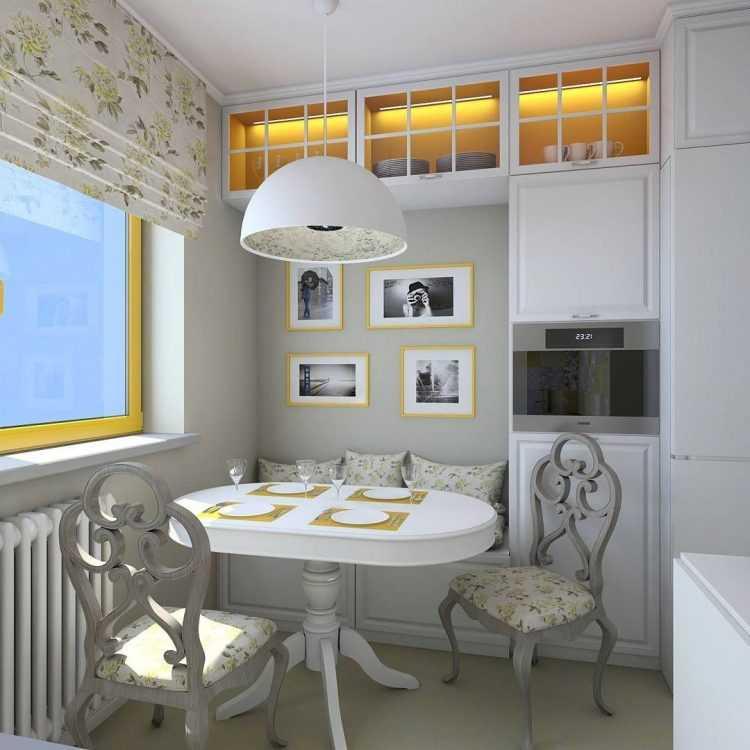 75 вдохновляющих идей дизайна кухни 20 кв.м. (фото)
