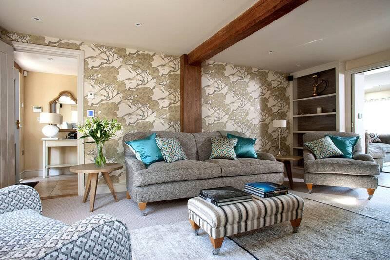 Декор гостиной: как организовать украшение комнаты (140 фото)