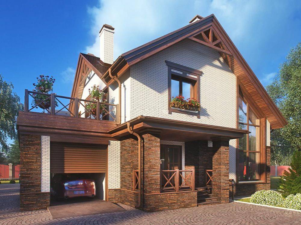 Дизайн двухэтажного дома — 35 интересных идей со всего мира