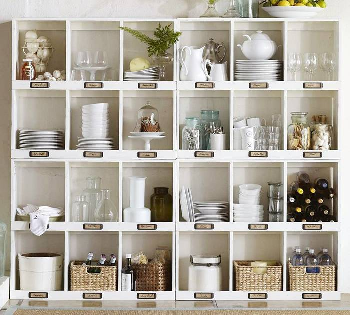 Стеллажи в кладовку (50 фото): деревянные и металлические полки, система хранения вещей, сборные прямые и угловые полочки