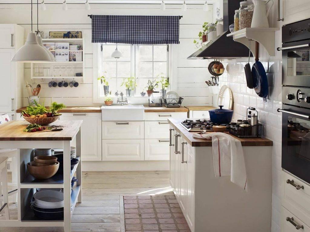 Скандинавский стиль в интерьере кухни, 40 впечатляющих фото