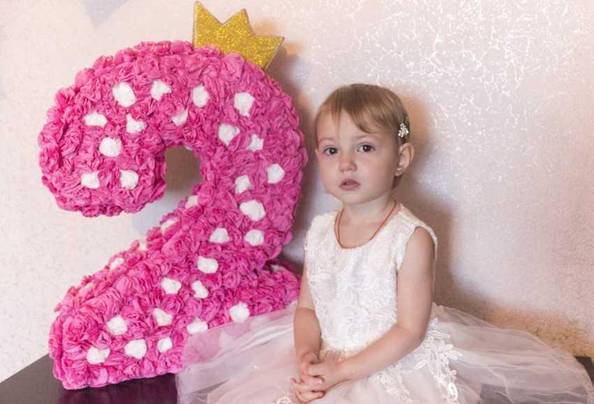 Цифра на день рождения своими руками: топ-100 фото лучших идей с пошаговым руководством