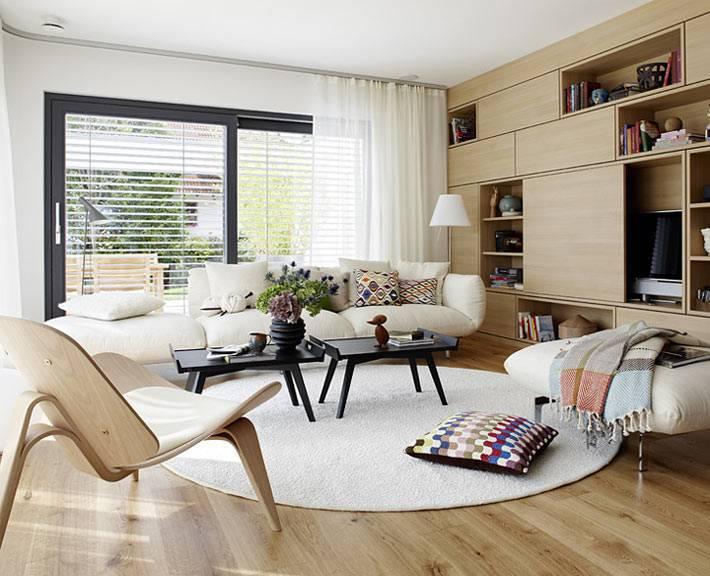 Гостиная в японском стиле — 50 фото примеров дизайна