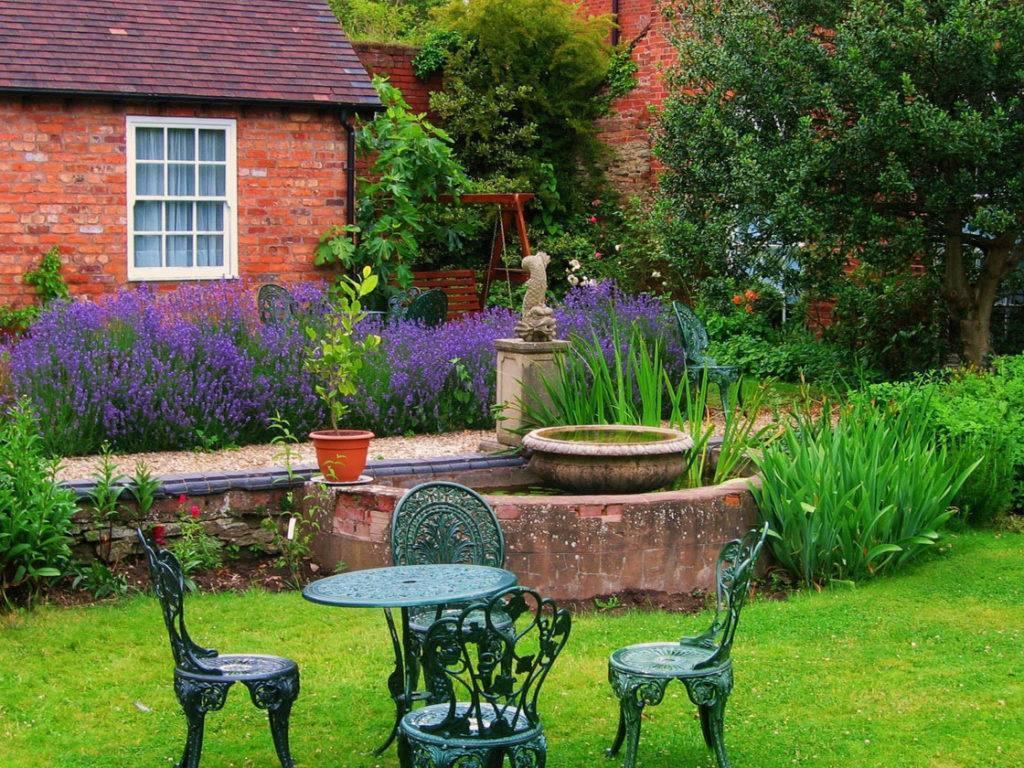 Английские сады: особенности создания ландшафтного дизайна в английском стиле, фото интересных идей