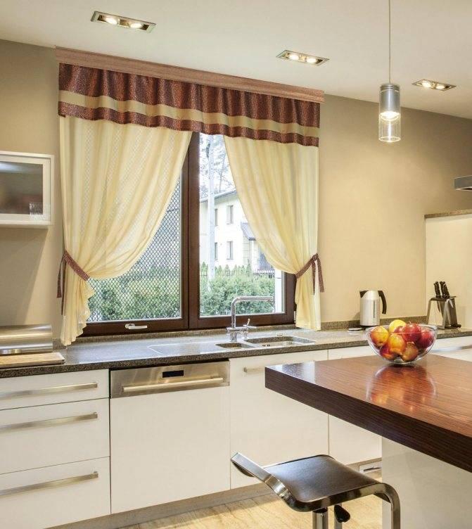 Кухня с окном: 110 фото красивых решений и эффективного применения окна