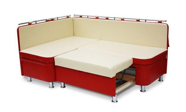 Кухня с диваном: 70 фото в интерьере, дизайн, угловые варианты, со спальным местом