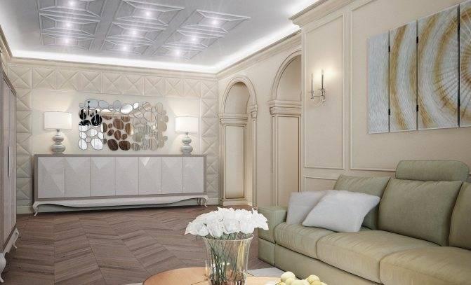 Стиль ренессанс (75 фото): дизайн интерьера, шторы и мебель, обои для гостиной и прихожей в квартире, стулья и кровать