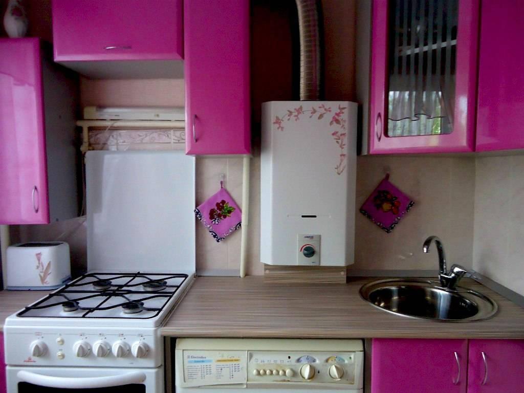 50 самых удачных вариантов ремонта кухни в хрущевке