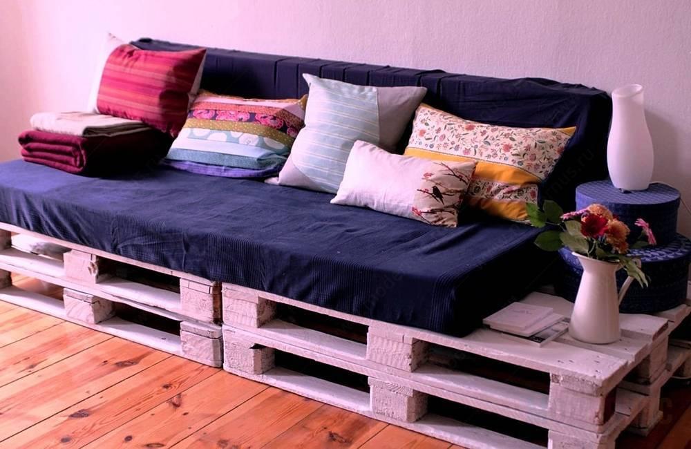 75 идей изготовления мебели из поддонов