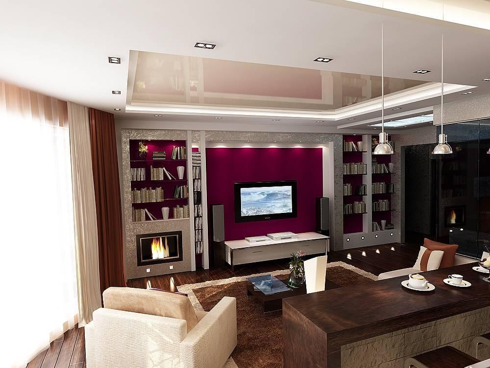 Дизайн гостинки: забудьте о скучном интерьере!