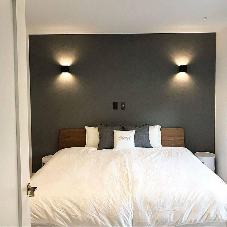 Освещение в спальне без люстры: фото, способы и варианты