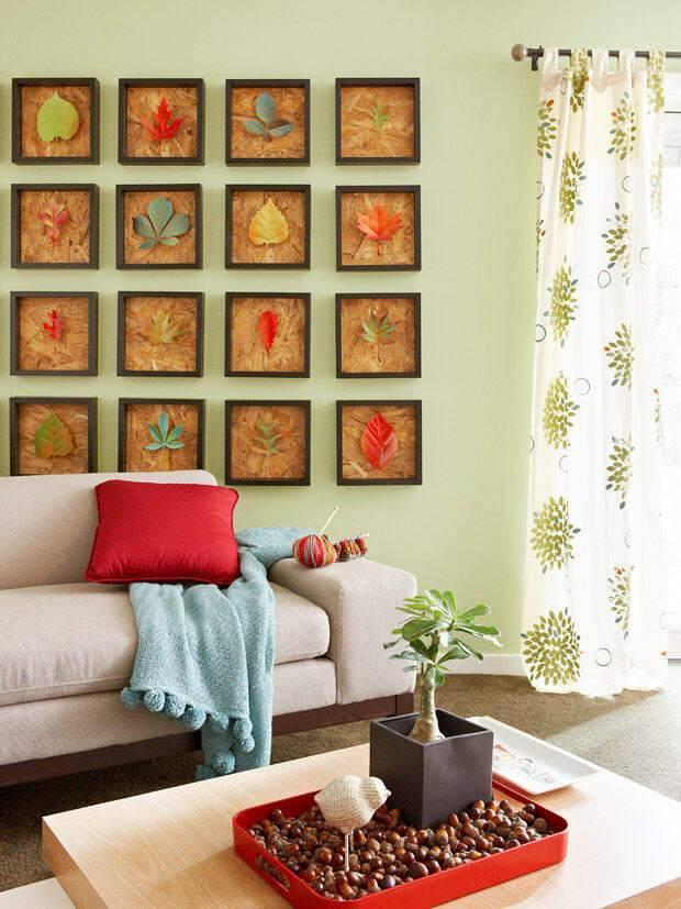 Декоративные картины для интерьера: классика и дизайнерские решения