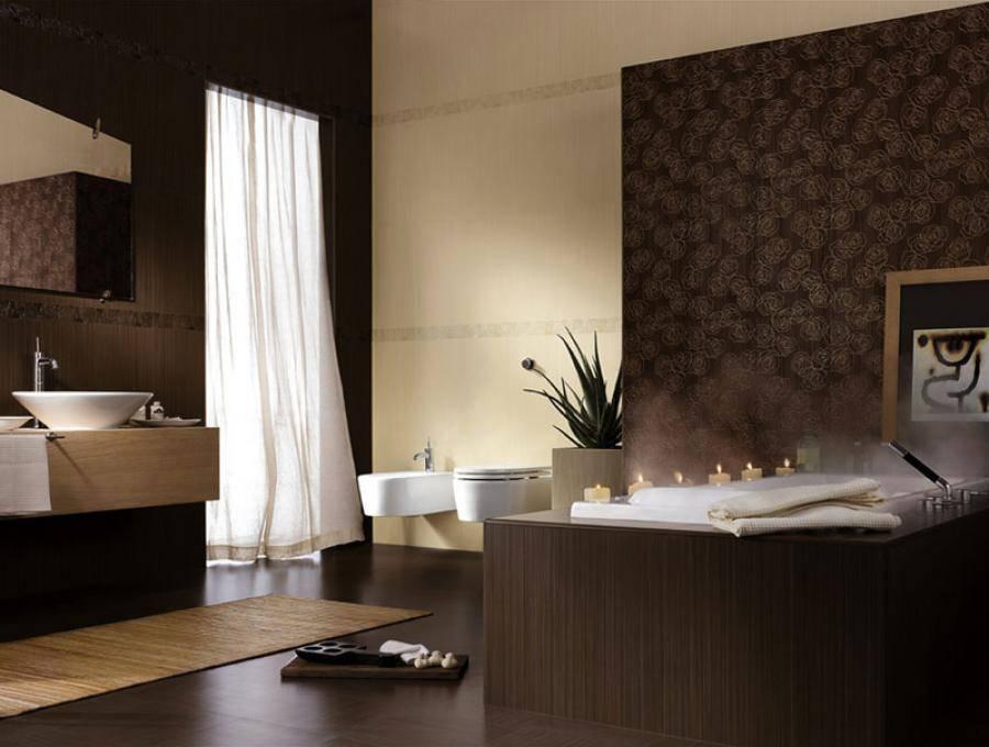 Какой цвет подобрать для ванной комнаты: фото интерьеров