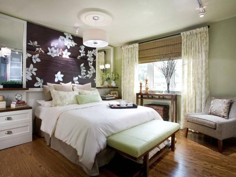 Спальня в квартире: варианты планировки и дизайна. фото, стили, цвета, идеи интерьеров современной спальни