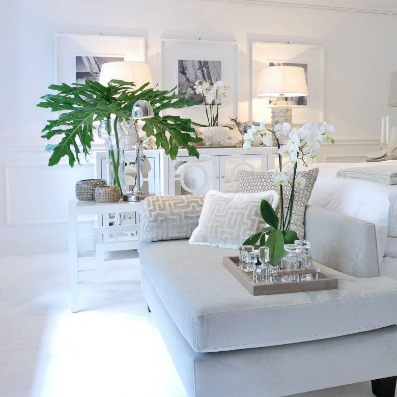 Интерьер в белом стиле - 80 фото модных тенденций дизайна белого цвета