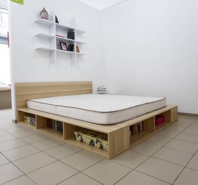 Выдвижная кровать (71 фото): двухъярусная модель с выкатным спальным местом
