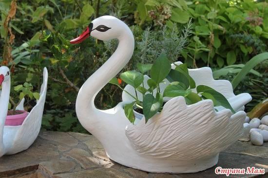 Выбор фигурок животных и персонажей для сада из различных материалов