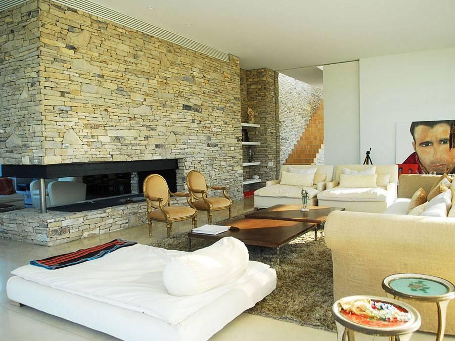 Изысканность и лаконичность декоративного камня в интерьере