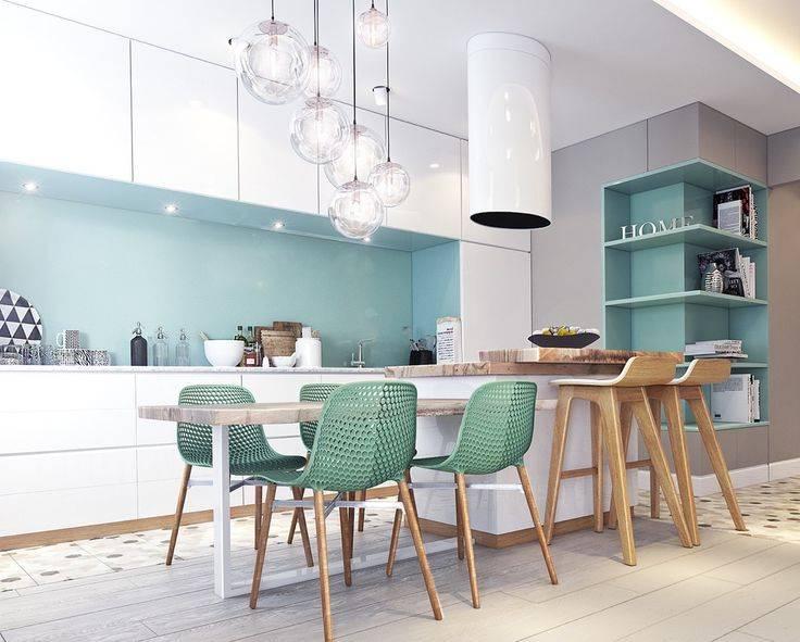 Кухни 2021 —  новые тренды и идеи дизайнеров