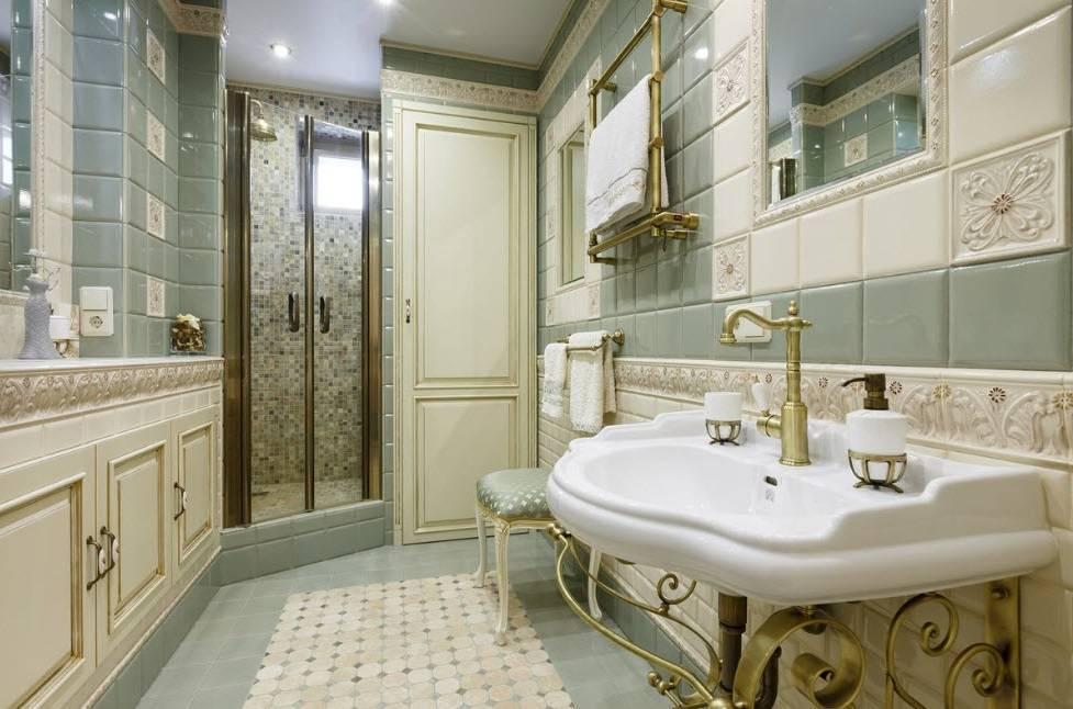 Ванная в классическом стиле: комната с ванной, фото и классика, интерьер и дизайн маленький как оформить ванную в классическом стиле: 5 советов – дизайн интерьера и ремонт квартиры своими руками