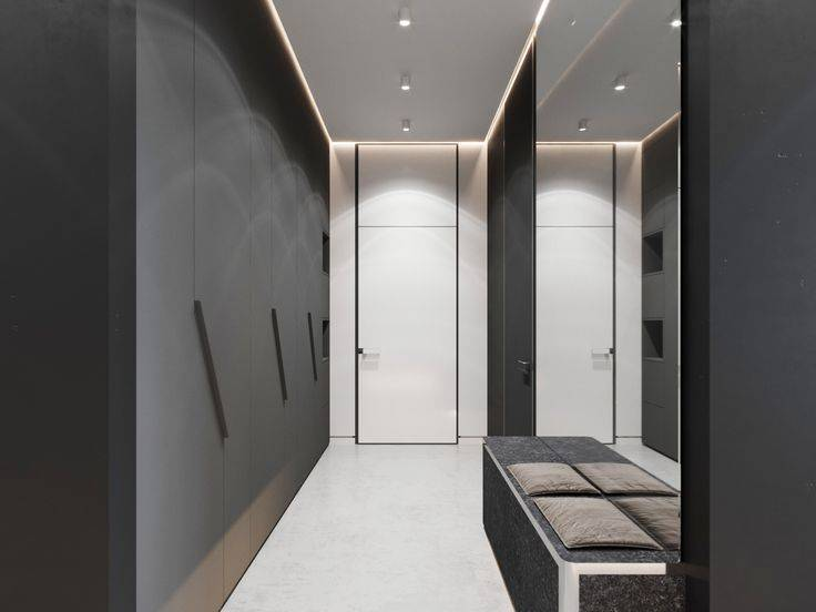Маленькая прихожая в квартире: 205+ (фото) реальных интерьеров