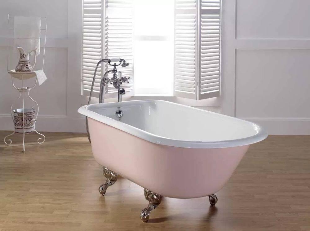 Чугунная ванна — плюсы и минусы