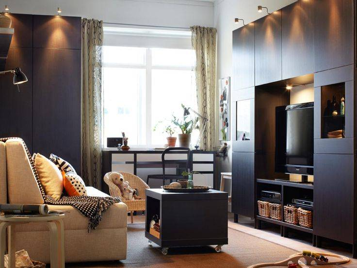 Дизайн маленькой гостиной (126 фото): современные идеи - 2021 оформления интерьера небольшого зала в квартире