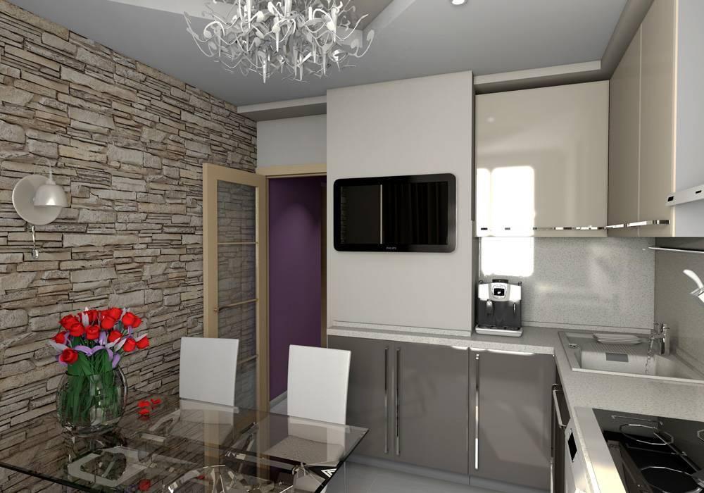 Дизайн кухни 3 на 3 метра — фото примеров оформления интерьера — портал о строительстве, ремонте и дизайне