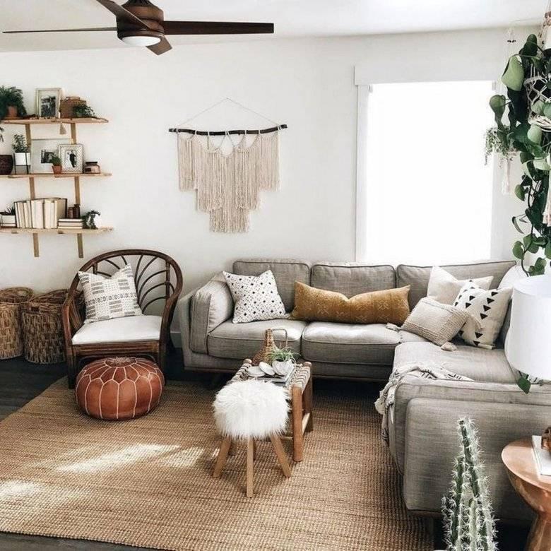 Различные варианты стилевых направлений для гостиной