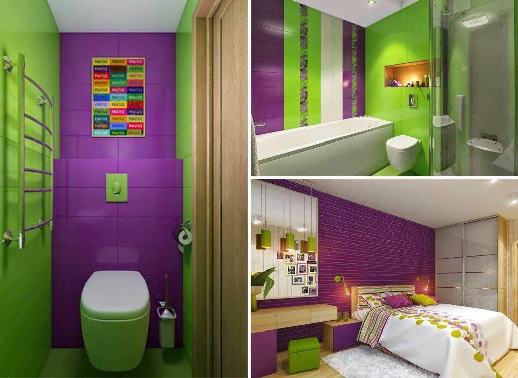 Дизайн зеленой ванной комнаты - 100 фото реальных идей применения и варианты выбора сочетаний
