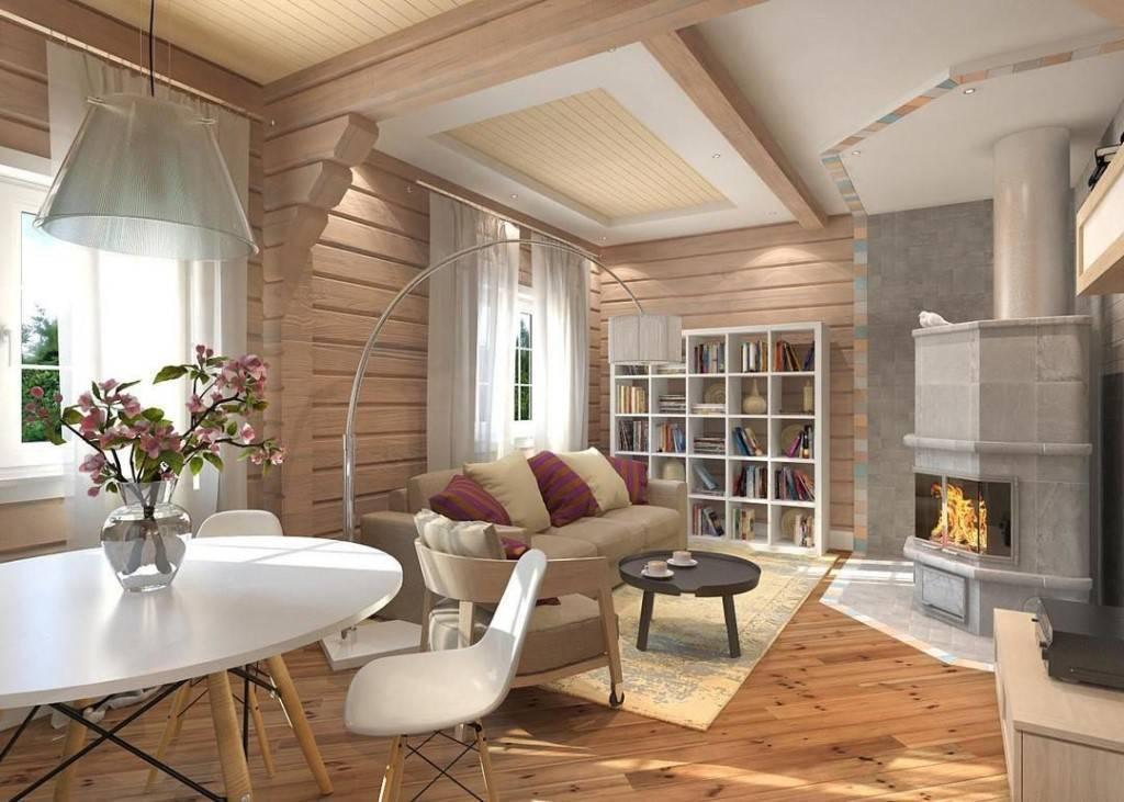 100 лучших идей: дизайн частного дома внутри на фото