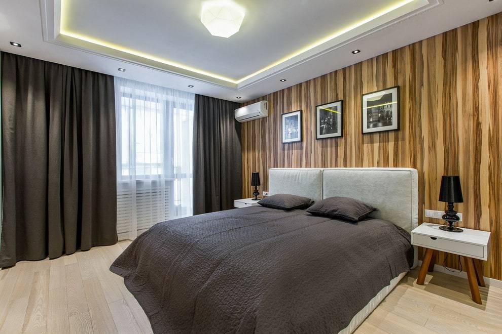 Интерьер маленькой спальни - 120 фото новинок дизайна и планировки в спальне
