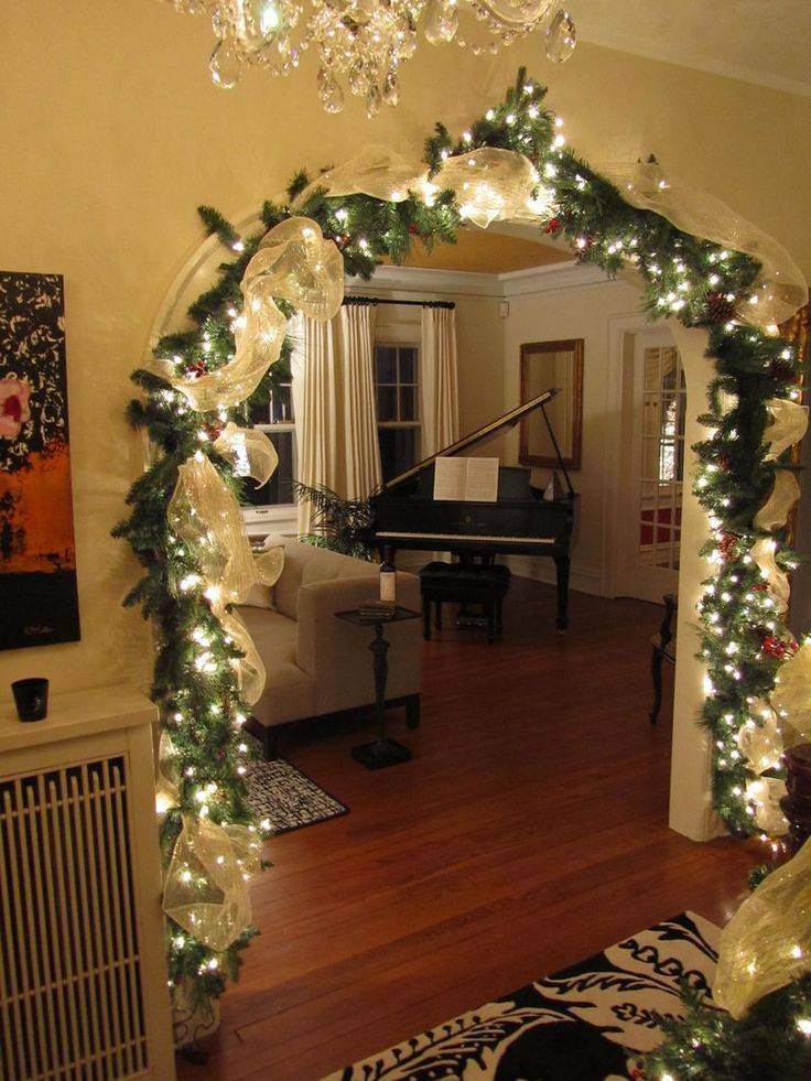 Как украсить комнату новый год своими руками. новогодний декор: 100 идей с фото и мастер-классы