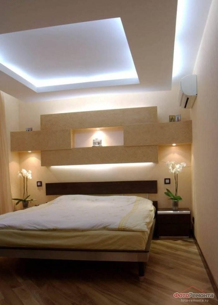 Потолки из гипсокартона (150 фото) - дизайн потолка в зале, кухне, спальне, детской и прихожей