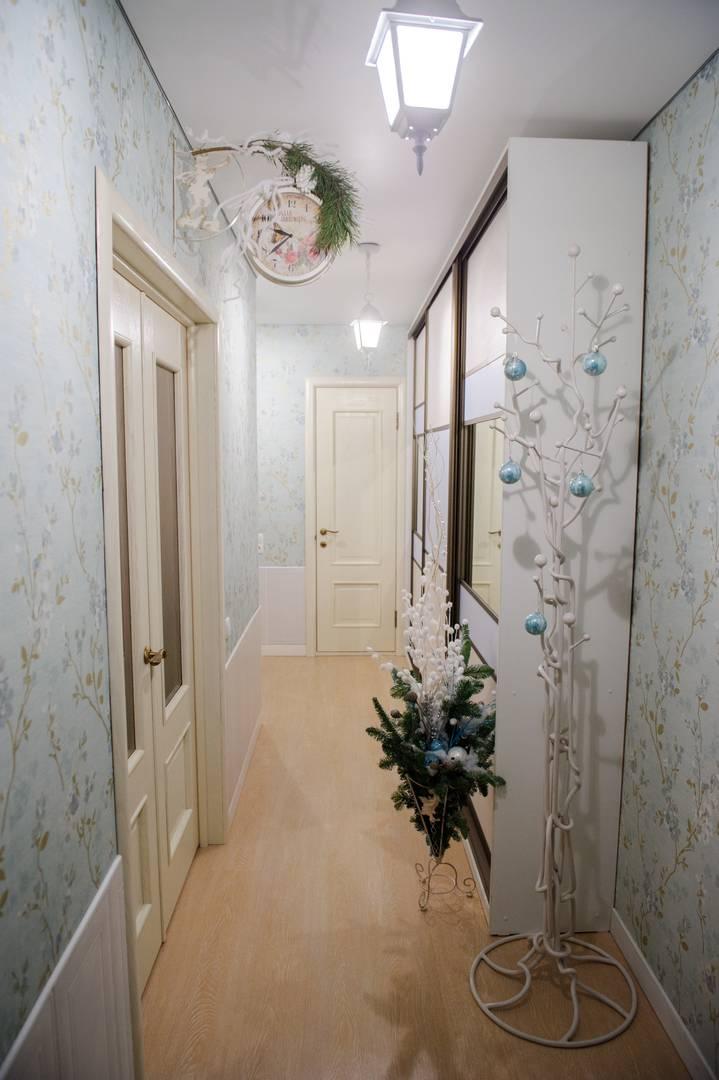 Трехкомнатная квартира в панельном доме: 75 фото идей дизайна