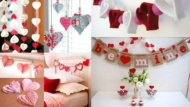 Поделки на 14 февраля своими руками: идеи для детей на день святого валентина